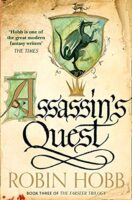 Cover for Assassin's Quest - Realms of Elderings by Robin Hobb