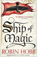 Cover for Ship of Magic - The Liveship Traders trilogy - Realms of Elderings by Robin Hobb