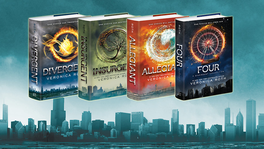 Divergent Series: In what order to read Veronica Roth's series?
