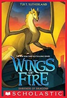 Darkness of Dragons - Wings of Fire by Tui T Sutherland reading order