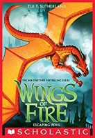 Escaping Peril - Wings of Fire by Tui T Sutherland reading order