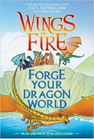 Forge Your Dragon World - Wings of Fire by Tui T Sutherland reading order