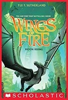 Moon Rising - Wings of Fire by Tui T Sutherland reading order
