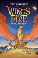 The Brightest Night Graphic Novel - Wings of Fire by Tui T Sutherland reading order
