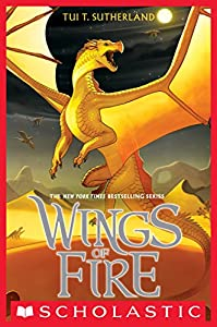 The Brightest Night - Wings of Fire by Tui T Sutherland reading order