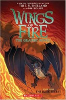 The Dark Secret Graphic Novel - Wings of Fire by Tui T Sutherland reading order
