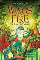 The Hidden Kingdom Graphic Novel - Wings of Fire by Tui T Sutherland reading order