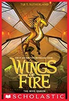 The Hive Queen - Wings of Fire by Tui T Sutherland reading order