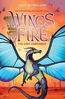 The Lost Continent - Wings of Fire by Tui T Sutherland reading order