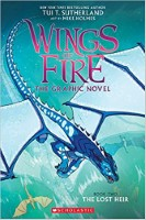 The Lost Heir Graphic Novel - Wings of Fire by Tui T Sutherland reading order