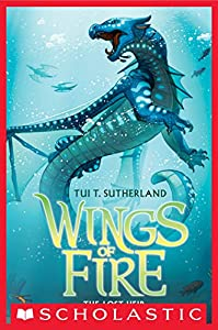 The Lost Heir - Wings of Fire reading order by Tui T Sutherland