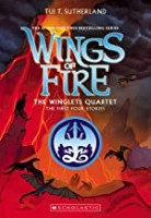 The Winglets Quartet - Wings of Fire by Tui T Sutherland reading order