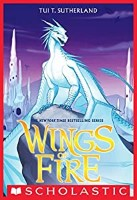 Winter Turning - Wings of Fire by Tui T Sutherland reading order