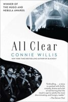 Cover for All Clear - Oxford Time Travel series by Connie Willis