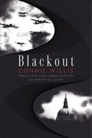 Cover for Blackout - Oxford Time Travel series by Connie Willis