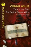 Cover for Time is the Fire - Oxford Time Travel series by Connie Willis