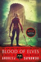 Cover for Blood of Elves - The Witcher Reading Order